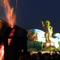 大立山祭り