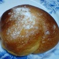 エンサイマダ、甘味塩パンで糖分補給したわけで:D
