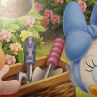 ディズニーカレンダーの秘密 17年3-4月