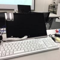 新しいおもちゃ?みたいな新レジシステムの勉強会に行ってまいりました。