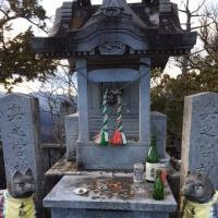 三峯神社へ 後半