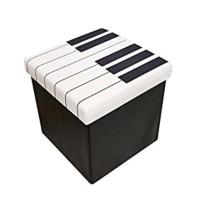 鍵盤柄の収納ボックス