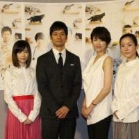 西島秀俊さんと猫ちゃんズ