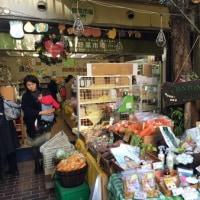 青山・点景 〜 crayonhouse のレストラン「広場」と、有機食材の店「野菜市場」