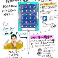iPad Pro を買っちゃいました