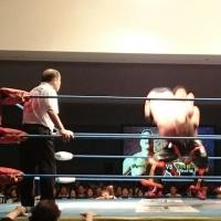 石川修司vsジョー・ドーリング(2017チャンカン優勝決定戦)