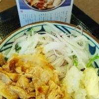 マヨラー必食!丸亀製麺新作「こく旨 豚しゃぶぶっかけ」
