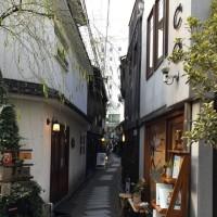 京都の路地裏 ~ 柳小路