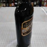 ブレンデッドウイスキー「ブラックボトル」NEWボトル
