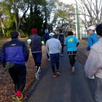1/15(日)、寒冷の中、「河内長野RC」 今年第1回目の定例会! 自己申告ラン7.2キロ!