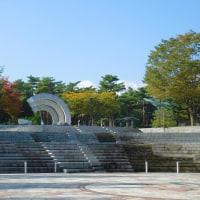 あづま総合運動公園の秋