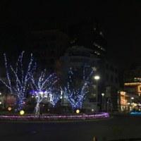 イルミネーション   武蔵境駅