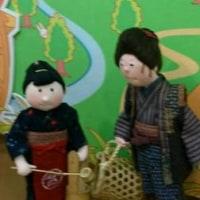 てるおばさんの人形展  ②