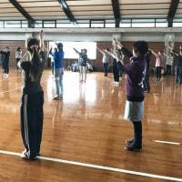 『統合さんさ踊り合同練習会』
