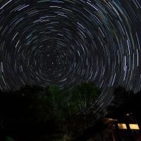 満天の星とS120