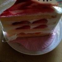 激励ケーキ