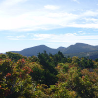 蔵王の紅葉情報:2016/10/01