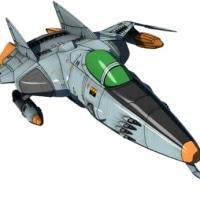 地球連邦航宙艦隊・前衛武装宇宙艦AAAー1アンドロメダ