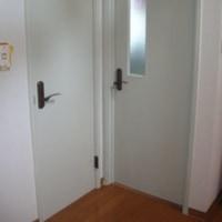 憧れの白化計画⑥トイレ扉&洗面室扉