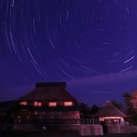 【星景写真】八塔寺ふるさと村