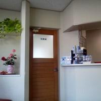 歯医者さんに行きました。