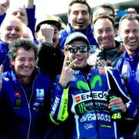 motoGP第16戦フィリップアイランド決勝結果
