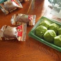 秋の味覚(Part2) SWEETのパンと胡蝶庵のお菓子♪ ~安曇野市~