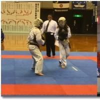 全日本学生拳法選手権大会へ行ってました