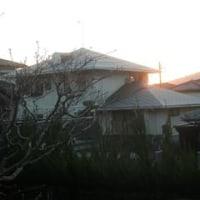 阿蘇の噴煙を望む(噴火警戒レベル3から2へ)