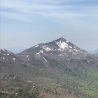 今年初の登山(赤面山 1701m)