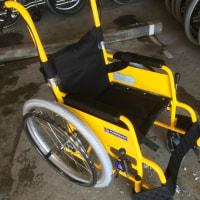 車いすの寄贈