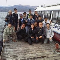2016.5.1 山中湖釣行