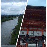 関西に行ってきました