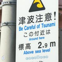 津波注意と言われても