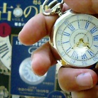 魅惑の懐中時計