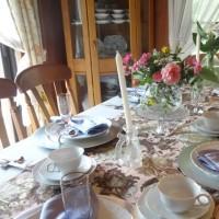 5月のテーブル(*^^*)