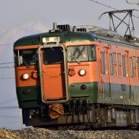 両毛線で撮った列車達。