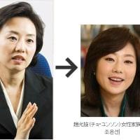 現職閣僚で初、韓国文化体育観光部長官を逮捕?
