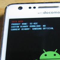 USB JIG���äƤߤ롣��Samsung SC-02C��