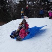 ちびっこ遊び隊!3月「冬の雪あそび」申込み開始します!