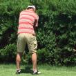 幼馴染みとゴルフ!ベストスコアに近いスコア出る!