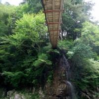 2016年8月 涼を求めて岐阜の山へ・・・『付知峡』 滝巡り