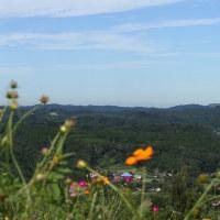 大塚山から西側の眺め