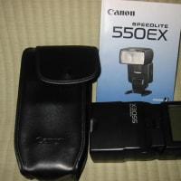キャノン スピードライト550EX 実用品