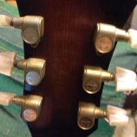 Ibanezのギターのシリアルナンバー....。