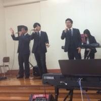 ホライズンコミュニオンチャペルのミニコンサートとカリスマ聖会が行われました