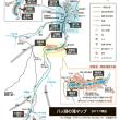 【比良の地図】八ッ淵の滝2017年版