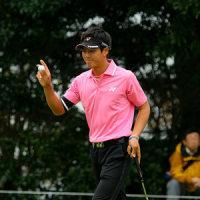 19歳のプロゴルファー 遼