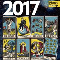 地震・トランプ・2017年エコノミストの世界はこうなる表紙