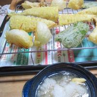 「春の天ぷら」270kcal
